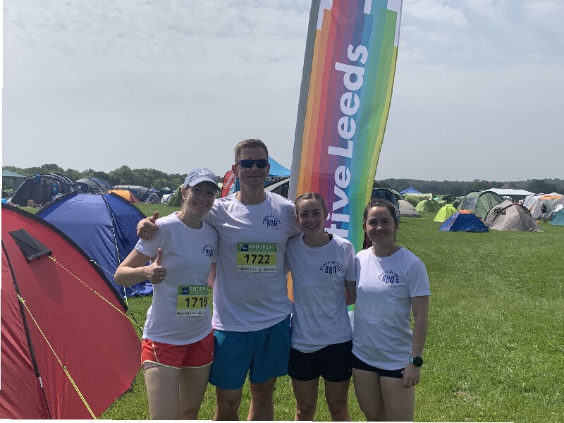 Endure 24 team photo