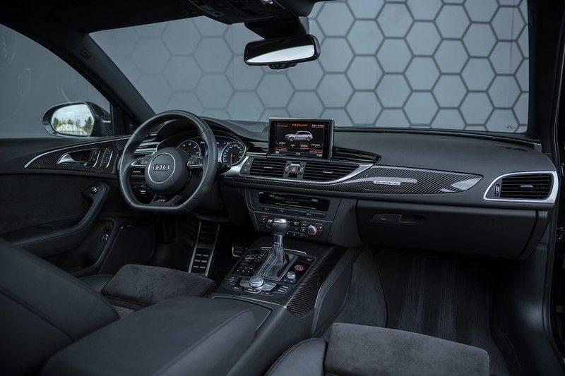 Audi RS6 Performance 605pk Akrapovic Keramische Remmen + Akrapovic + Carbon ext+int + BTW-auto GARANTIE T/M 2022 afbeelding 3