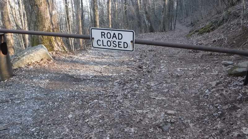 Jarrard Gap