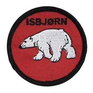 Isbjørn spejdermærke