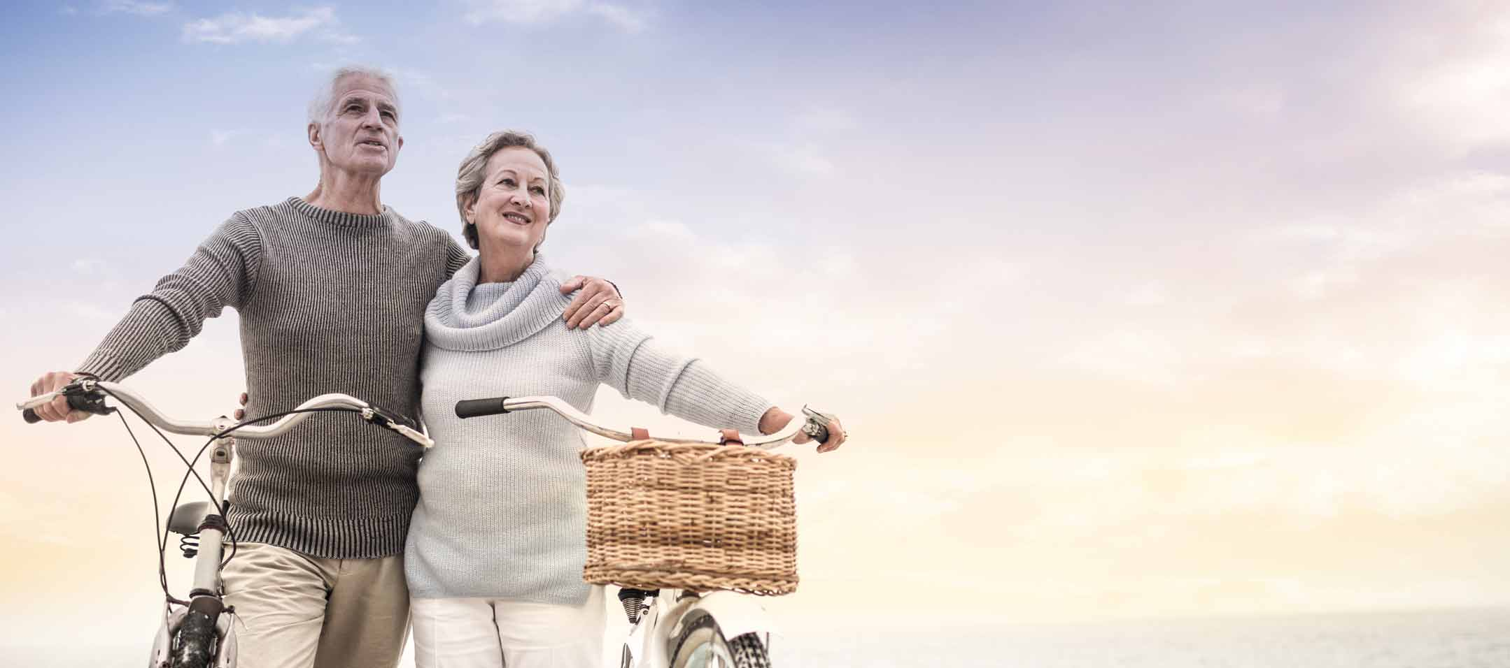 Active and Healthy Baby Boomers