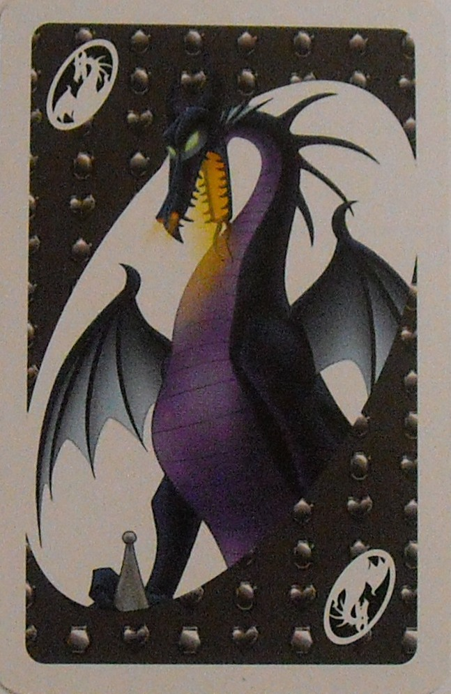 Disney Priness Uno (Dragon Card)