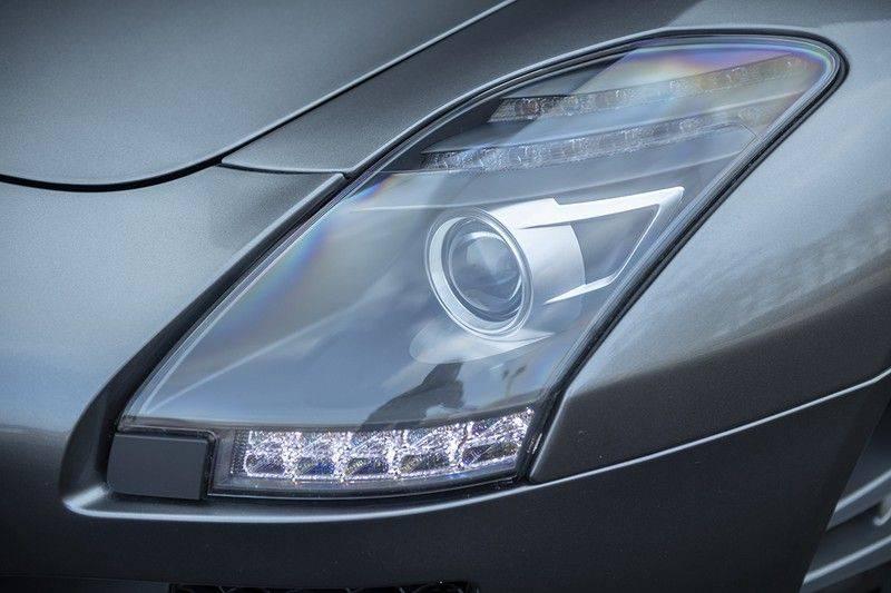 Mercedes-Benz SLS Roadster 6.3 AMG Carbon Pack + MIDDLE GRAY HIMALAYAS + Full Carbon Motor afdekking afbeelding 15