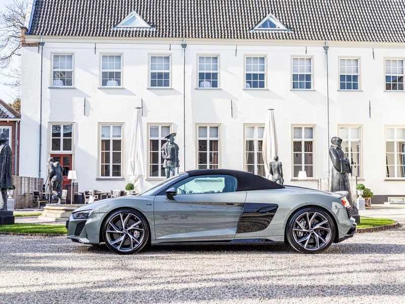 Audi R8 Spyder 5.2 performance quattro | 620PK | Magnetic Ride V10 | B&O sound | Carbon | Ceramic | Audi Exclusive | Garantie tot 07-2025* afbeelding 7