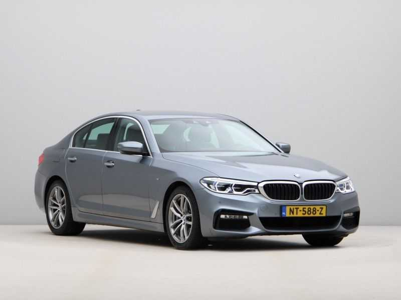 BMW 5 Serie 540i High Exe M-Sport Aut. afbeelding 7
