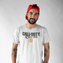 Call of Duty Black Ops 4 White with Logo T-Shirt