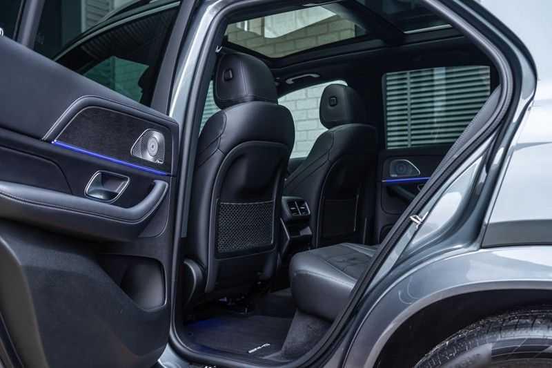 Mercedes-Benz GLE 350 de 4MATIC Premium Plus, 320 PK, AMG/In/Exterieur, Pano/Dak, Massage, Standkachel, Head/Up, BTW, 2020! afbeelding 12