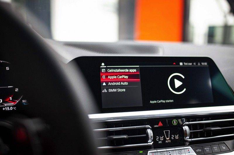 BMW M3 Competition G80 *HUD / M Driver's Pack / Laser / Keramisch / Harman-Kardon / Schaalstoelen* afbeelding 23