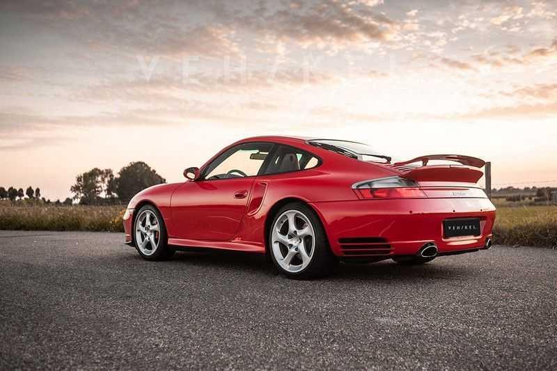 Porsche 911 3.6 Coupé Turbo // Eerste eigenaar // Originele lak afbeelding 8