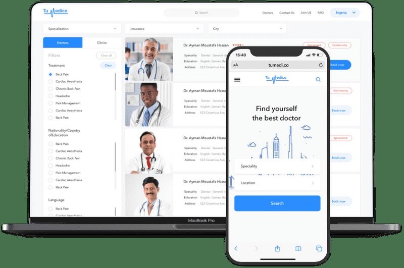 TuMedico project image