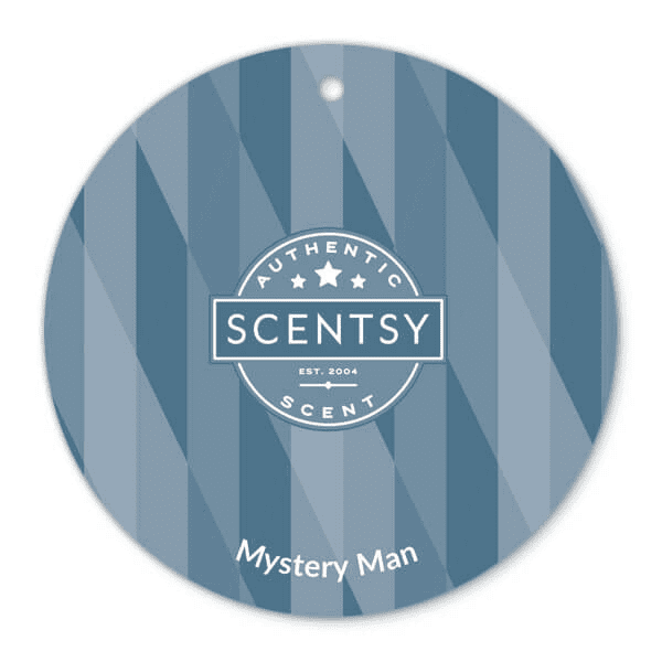 Mystery Man Scent Circle