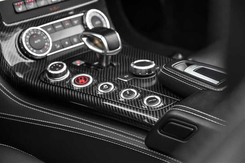 Mercedes-Benz SLS AMG ROADSTER AIRSCARF+RIDE CONTROL+CAMERA afbeelding 25