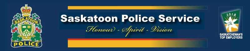 Saskatoon Police Service Logo, Honour, Spirit Vision