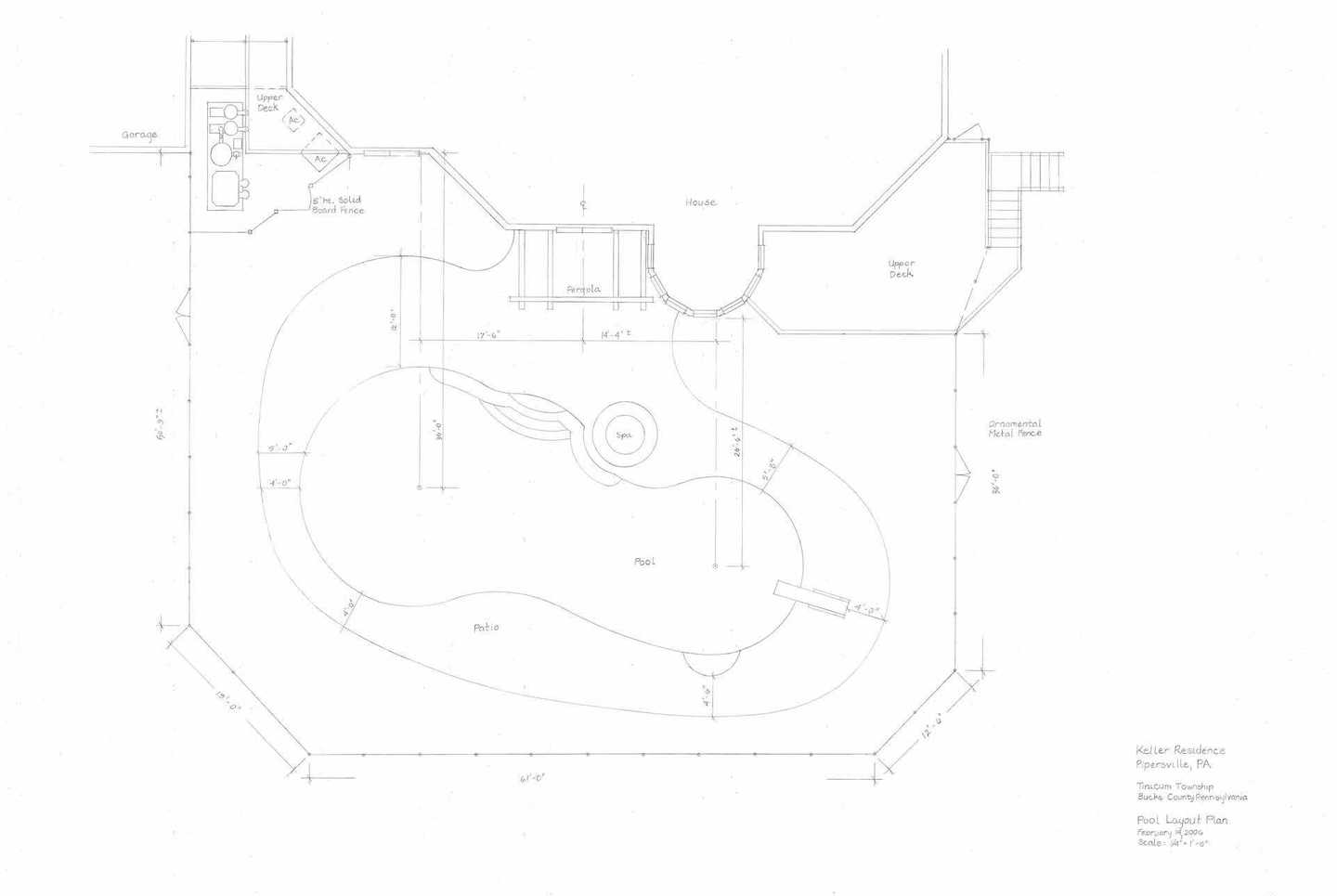 Pipersville Meadow Residence catharine ann farnen landscape architecting overview