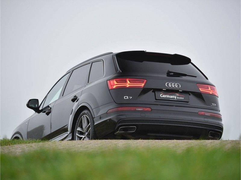 Audi Q7 3.0TDI 272Pk S-Line 7p Quattro Lucht Pano Standk Head-Up 360-Camera 21-Inch Trekh afbeelding 9