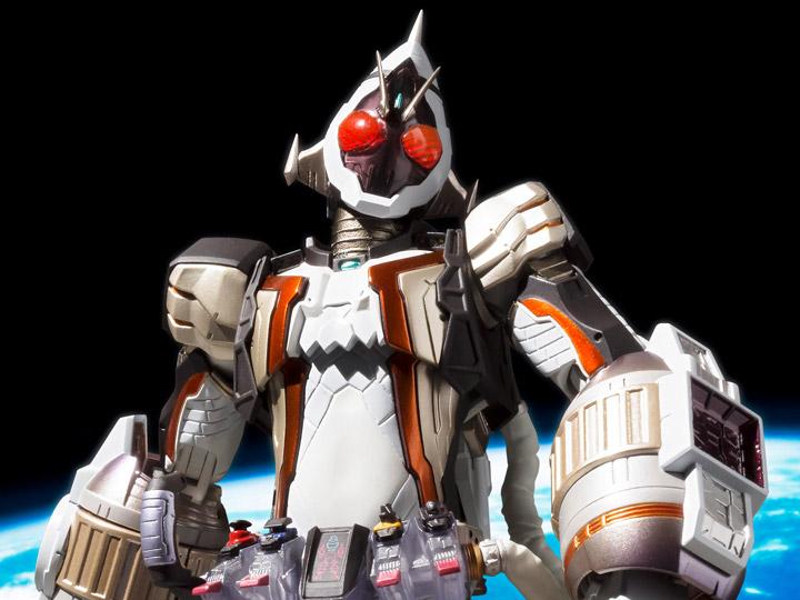 S.H.Figuarts Kamen Rider Fourze (Base States)