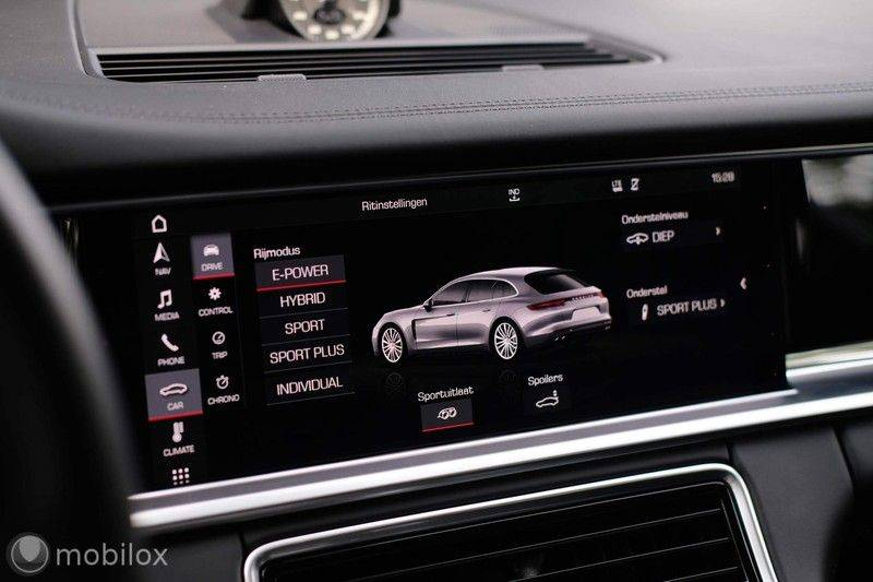 Porsche Panamera Sport Turismo 2.9 4 E-Hybrid | Sport Chrono afbeelding 21
