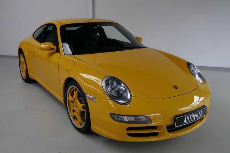 Porsche 911 3.8 Carrera S Handgeschakeld afbeelding 4
