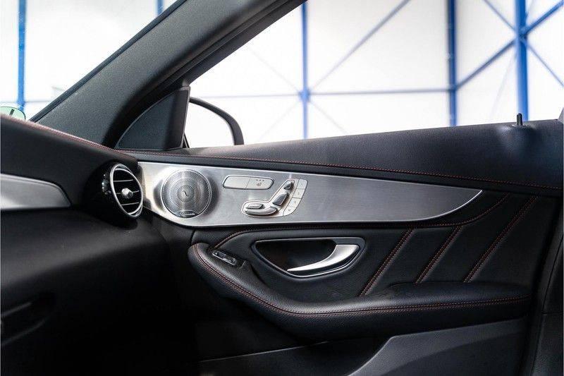 Mercedes-Benz C-Klasse 43 AMG Verkocht! afbeelding 10