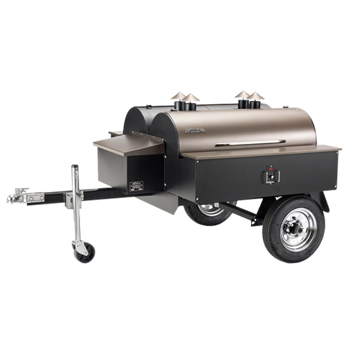 BBQ Traeger Double Commercial
