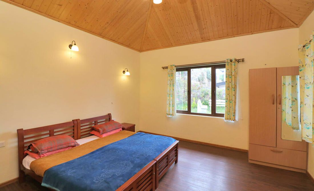 Vitrag Group Fulbari Bedroom
