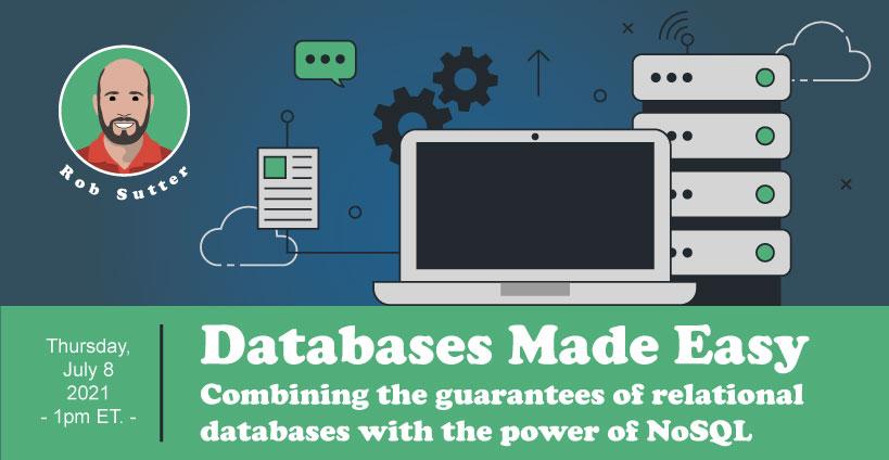Banner for Databases Made Easy