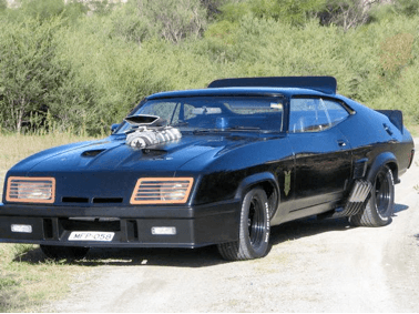 Ford Falcon XB Coupe, V8 351 1973 (Interceptor)