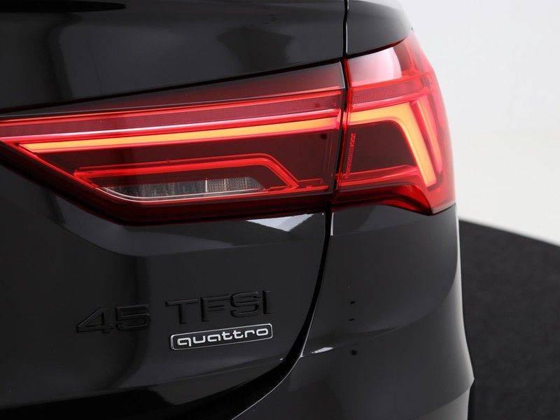 Audi Q3 Sportback 45 TFSI 230 pk quattro Pro Line S Edition | | 2x S line | 20 inch velgen | B&O Sound | Garantie tot 12-2024* | Adaptief demping systeem | 360 Camera | Navigatiesysteem | Adaptive cruise control | Voorstoelen elektrisch verstelbaar | afbeelding 11