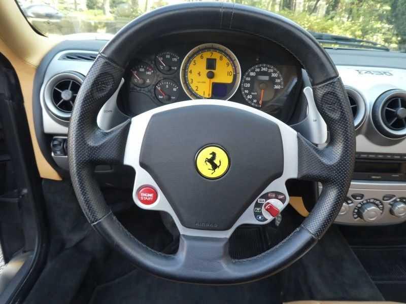 Ferrari F430 4.3 V8 Spider F1, org. NL-auto afbeelding 11