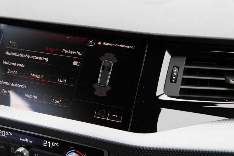 Audi A1 Sportback 40 TFSI S-LINE+LEDER+NAVI+ABT afbeelding 11