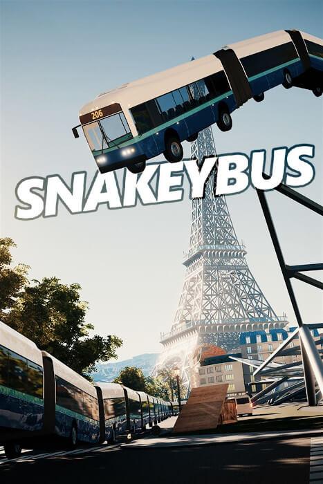cross platform box art for Snakeybus