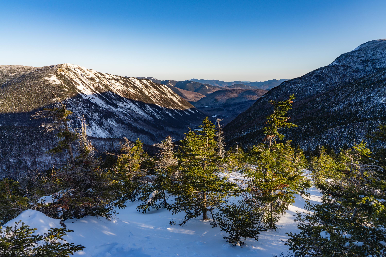 Mt Willard and Mt Avalon