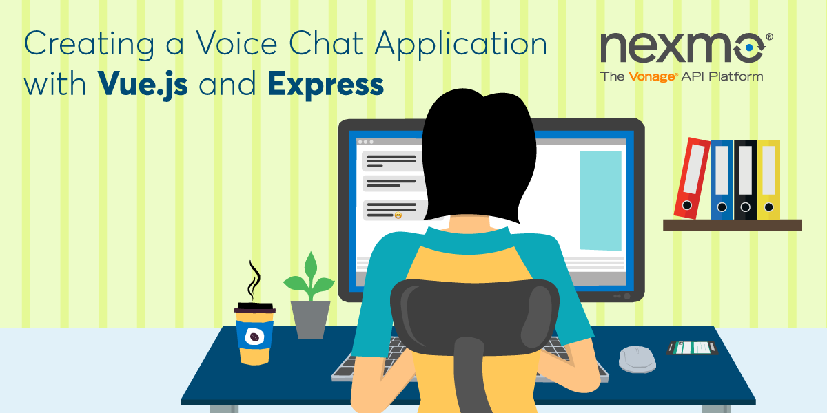 Creating a Voice Chat Application with Vue.js and Express