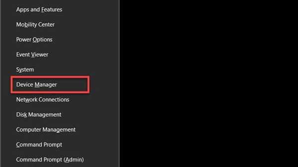 Windows 10 Quick Settings