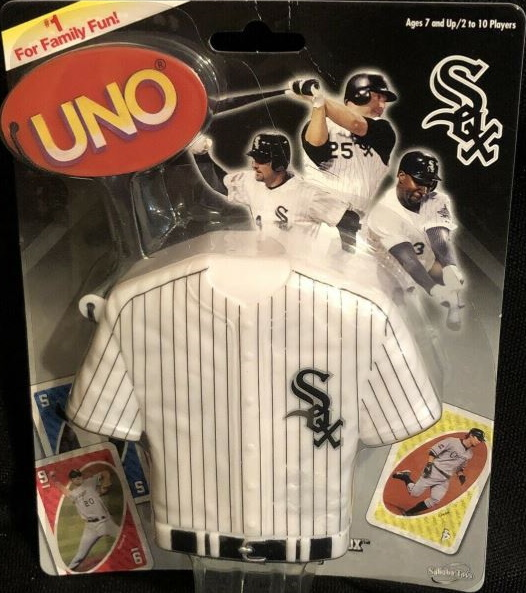 Chicago White Sox Uno (2007)