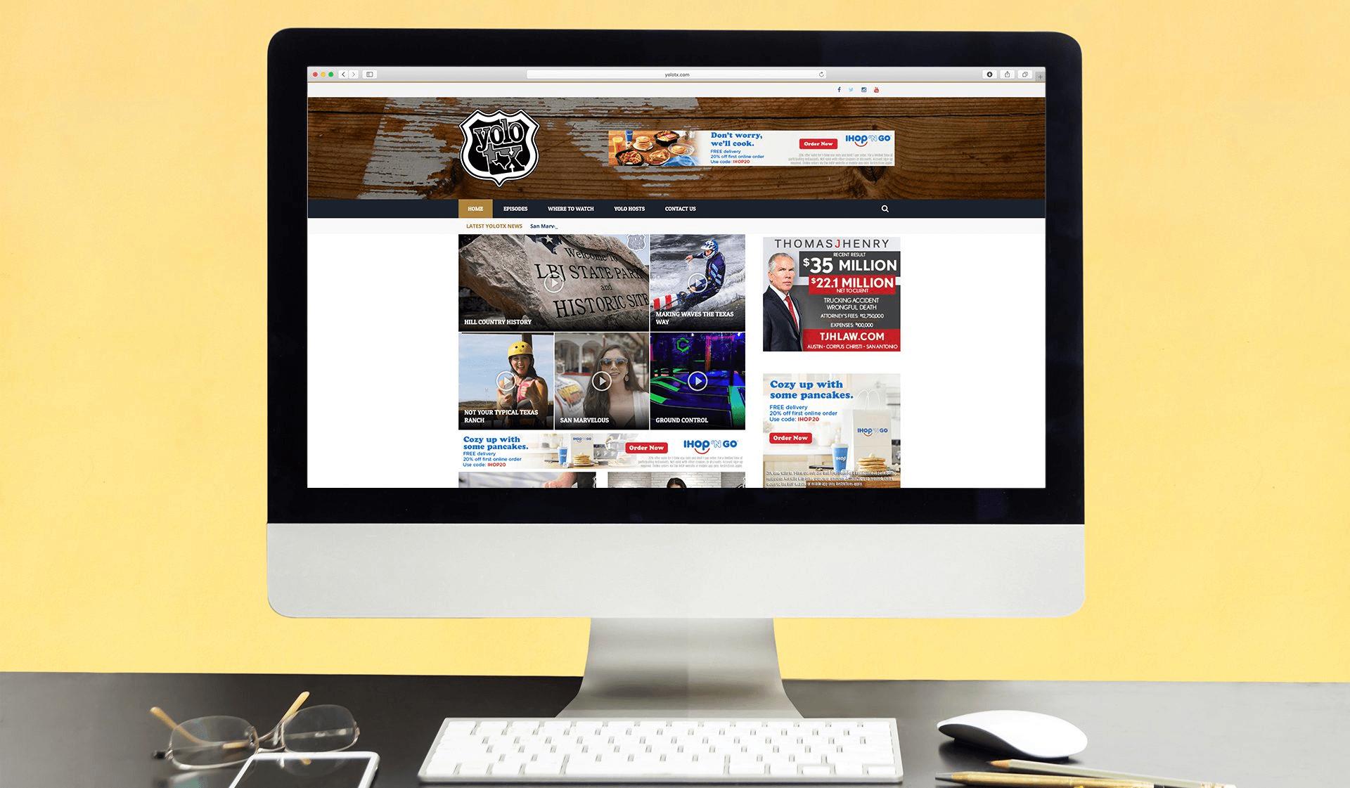 YOLO Website