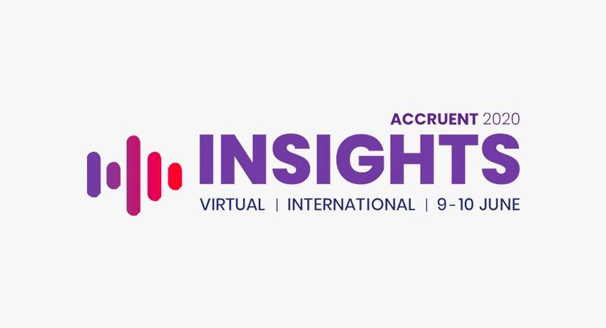 Accruent - Resources - Press Releases / News - Smart Building and Facilities Professionals to Convene at Accruent Insights 2020 International Virtual Event - Hero