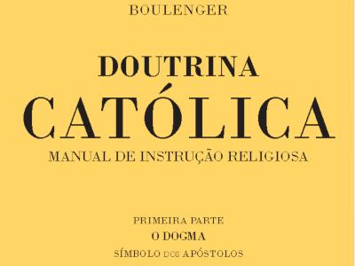 Boulenger - Doutrina Católica