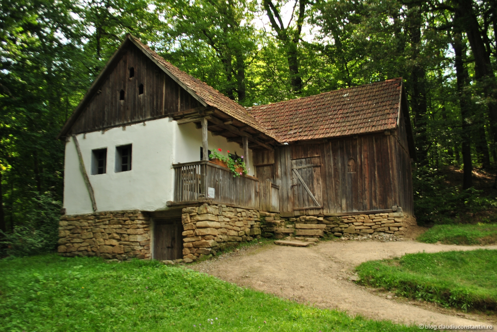 Muzeul Satului din Sibiu