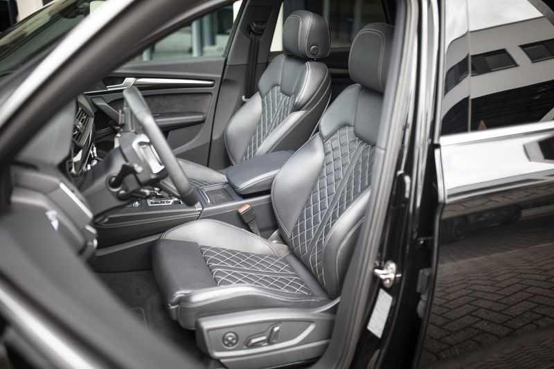 Audi SQ5 3.0 TFSI Quattro *Pano / B&O / Tour pakket / 360 Camera / ACC / Luchtvering* afbeelding 5