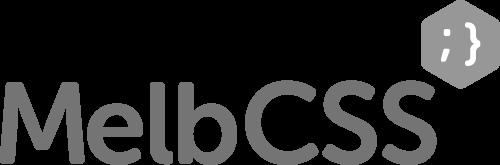 MelbCSS Logo