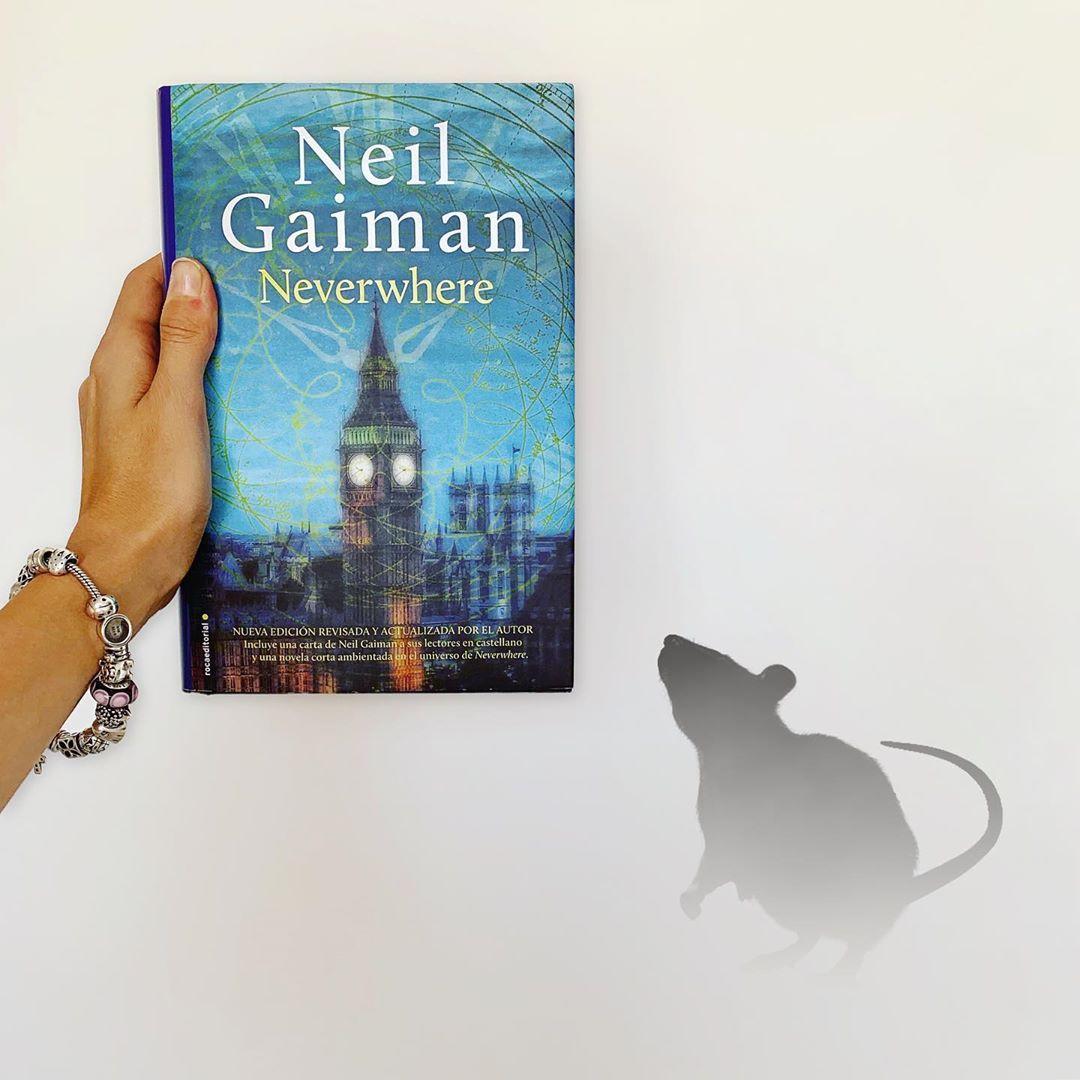 "Imagen de Reseña de ""Neverwhere"", de Neil Gaiman"