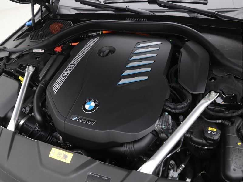 BMW 7 Serie 745e High Executive M-Sport Automaat afbeelding 4
