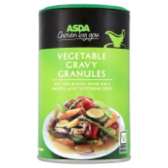 Asda Vegetable Gravy Granules