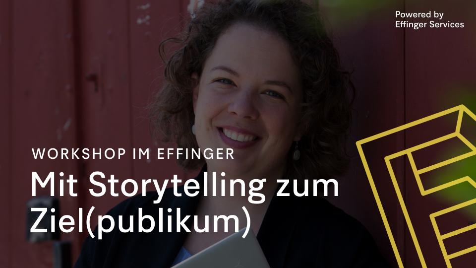 Mit Storytelling zum Ziel(publikum) Corinne