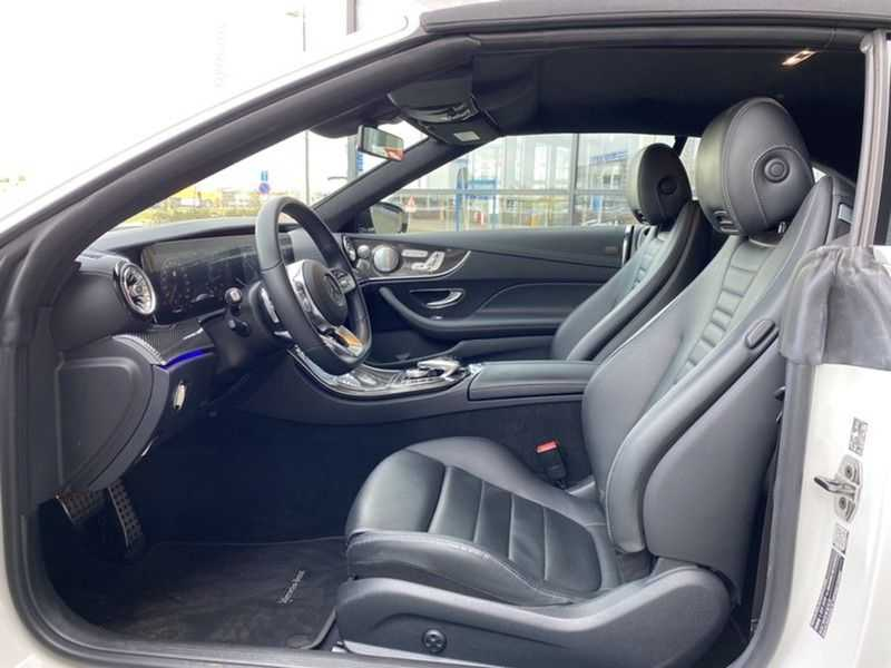 Mercedes-Benz E-Klasse Cabrio 350 AMG   Carbon   Burmester   360º   Night pakket afbeelding 3