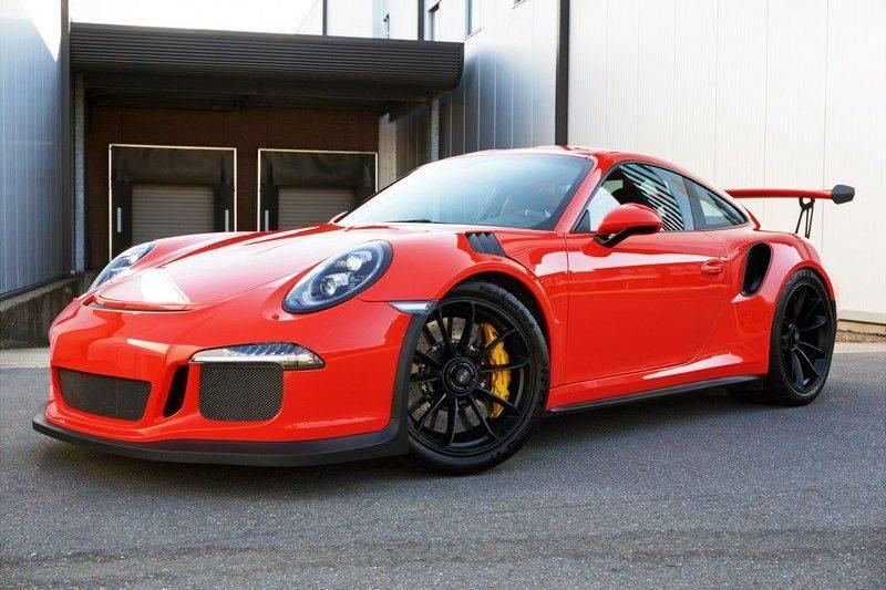 Porsche 911 4.0 GT3 RS *Lift *918 seats *PCCB afbeelding 8