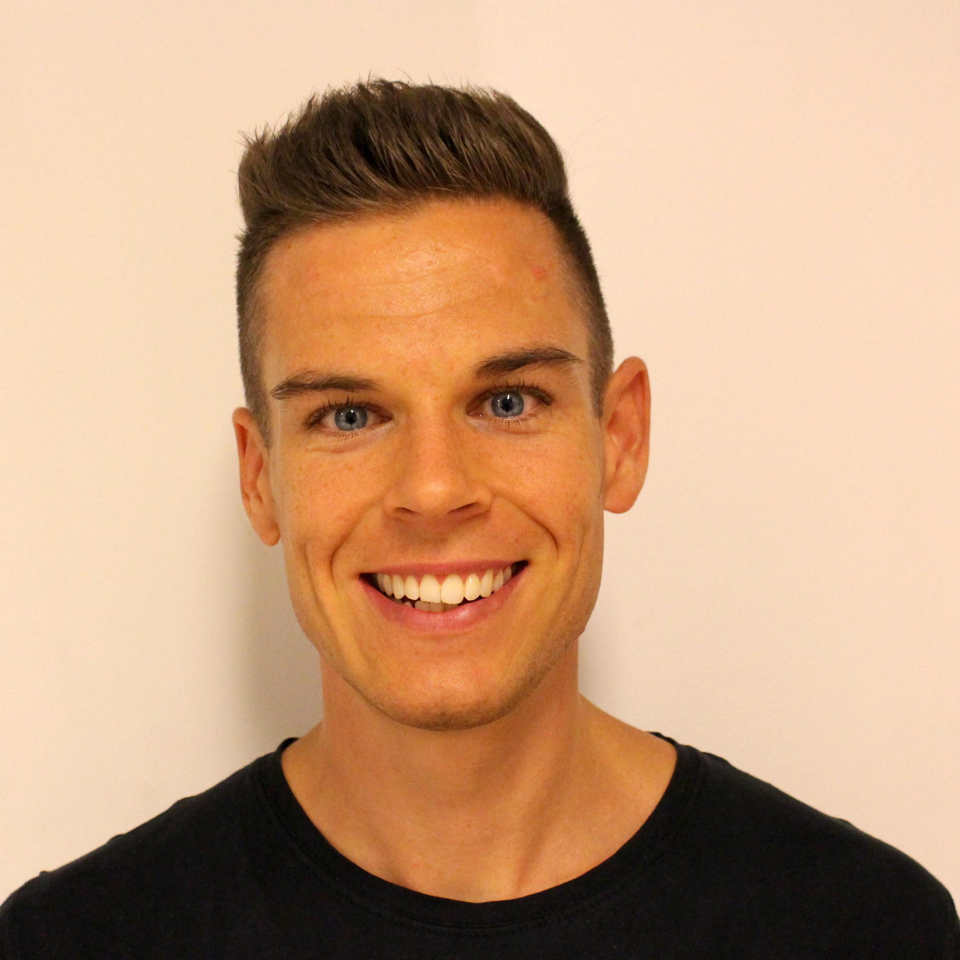 Jannik Friis - Personlig træner