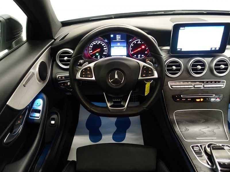 Mercedes-Benz C-Klasse Coupé 300 Prestige 245pk AMG Aut- Panodak, Leer, Camera, Navi, Xenon afbeelding 5