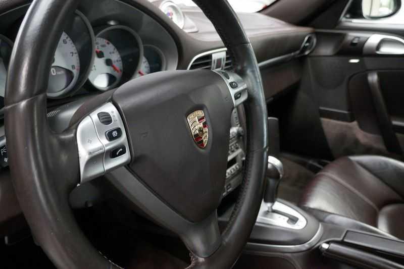 Porsche 911 Cabrio 3.8 Carrera S Keramisch - Sport chrono afbeelding 22